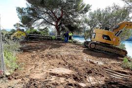 Villa in Portocolom nach Rechtsstreit abgerissen