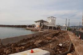Umbau des Molinar-Hafens dauert noch bis zum Sommer