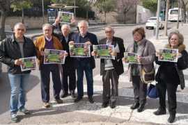 Anwohner wollen Palma mit Autos blockieren