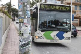Palma erhöht Frequenzen der Playa-Linie 25