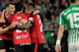 Real Mallorca gelingt am Ende noch ein Unentschieden gegen Betis