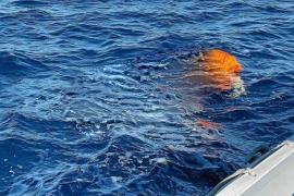Mann mit Schwimmweste trieb tot im Meer vor Palma