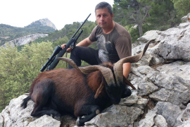 Ziegenjagd auf Mallorca bei Ausländern beliebt