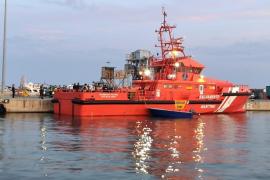Küstenwache stoppt Flüchtlingsboot mit 16 Insassen vor Cabrera