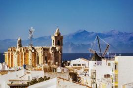 Toller Anblick: Mallorca von Menorca aus zu sehen