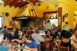 Halbe Million Strafe für Restaurant Can Pedro ausgesetzt