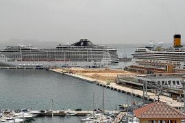 Moratorium für Kreuzfahrtschiffe bewilligt