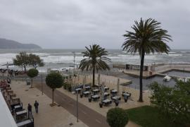 Warnstufe Orange bei starkem Wind auf Mallorca