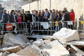 Madrid blockiert Herrichtung von Uferweg in Cala Rajada