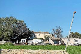 In El Molinar entsteht ein neues Barackendorf