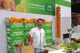 Goodbye-Deutschland-Koch wirbt für Mallorca-Orangen