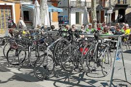 Radtouristen stornieren wegen Corona Mallorca-Buchungen