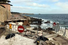 Gemeinde darf Uferweg von Cala Rajada reparieren