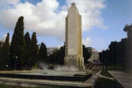 Kriegs-Denkmal in Palma darf nicht zerstört werden