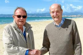 Dieter und Harald Norpoth – Brudertreffen auf Mallorca