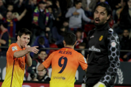 Partie Real Mallorca gegen Barcelona abgesagt