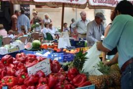 Schließung von Märkten auf Mallorca wegen Corona