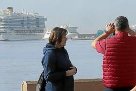 Kreuzfahrtpassagiere dürfen nicht mehr von Bord