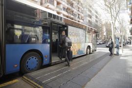 Palmas Stadtbusse nicht desinfiziert