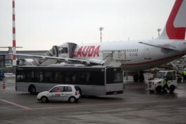 Lauda stellt Flugbetrieb bis 8. April ein