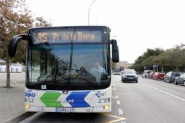 In Palmas Bussen wird kein Bargeld mehr akzeptiert