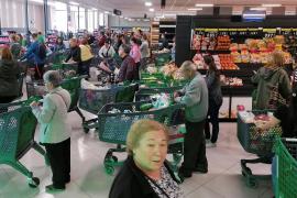 Priorität für Menschen ab 65 Jahre in Supermärkten
