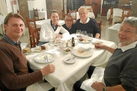 Die letzten deutschen Touristen in Sóller
