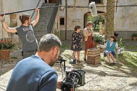 Filmdrehs auf Mallorca kommen zum Stillstand