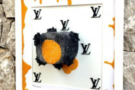 Louis Vuitton lässt grüßen.