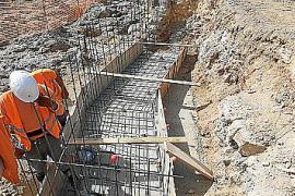 Corona lässt Uferarbeiten in Cala Rajada stocken