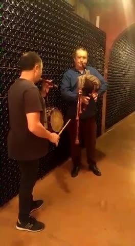 Ramon Servalls kann nicht nur Wein ...