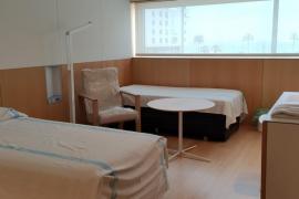 Erste Corona-Patienten im Meliá-Hotel in Palma