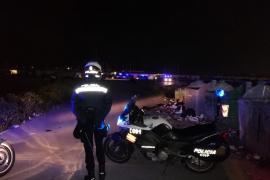 Polizei holt Frau mit Corona-Symptomen aus Son Banya
