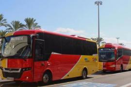 Nahverkehr auf Mallorca stark reduziert