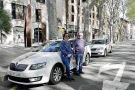 Palmas Taxifahrer langweilen sich