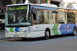 Der Unmut unter Palmas Busfahrern wächst