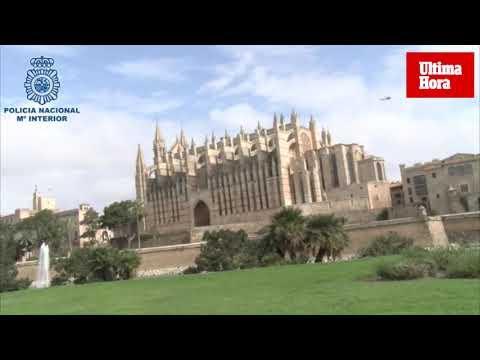 Corona-Kontrollen auf Mallorca auch per Helikopter