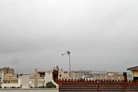 Grauer und verregneter Wochenstart auf Mallorca