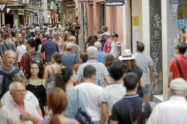 Mallorca und die Inseln verzeichnen Einwohnerrekord