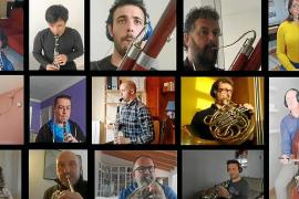 Auch auf Mallorca bietet sich online Musik zur Ablenkung