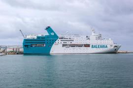 Mallorca-Fährverkehr um 50 Prozent eingebrochen