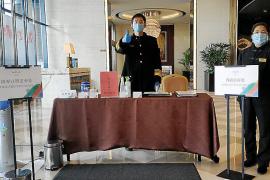 Hotelkette Meliá arbeitet in China unter strengen Auflagen