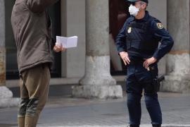 Madrid kündigt weitere harte Polizeikontrollen an