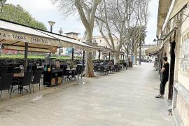 Sollen Parkplätze der Außenbestuhlung bei Terrassen weichen?