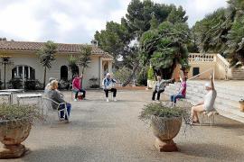 Wie ein Seniorenheim auf Mallorca mit Corona lebt
