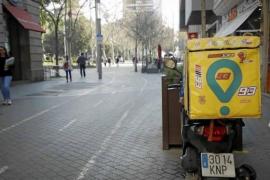 Online-Lieferservice für Essen auf Mallorca boomt