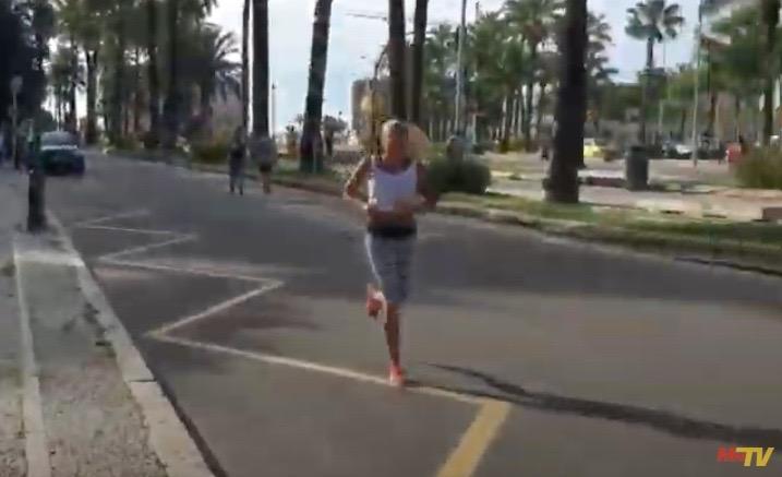 Im Laufschritt durch Palma: Endlich wieder Joggen auf Mallorca