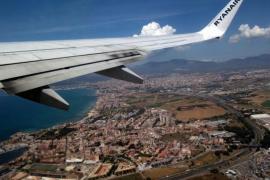 Nach Mallorca fliegende Airline Ryanair streicht Stellen
