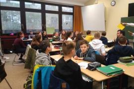 Erste Schüler bald wieder in Schulen auf Mallorca