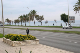 Palma öffnet 14 Kilometer Straßen für Fußgänger